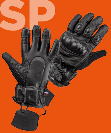 SCANFORCE - METAL DETECTOR GLOVES