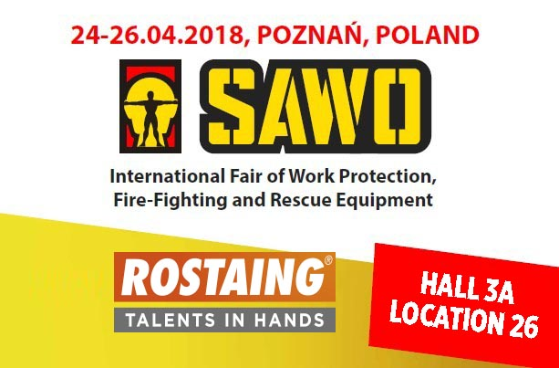 SAWO 2018: from 24th until 26th of April