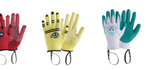 How can we raise awareness about hand protection from a young age? Focus on the ZAMIS range!