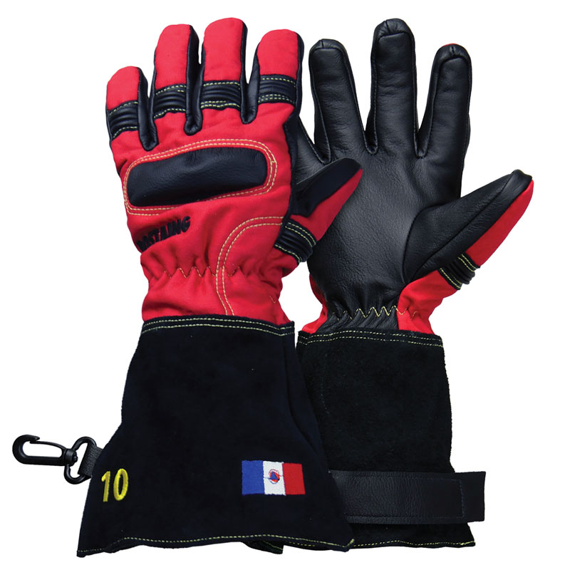 What materials are used in the design of your gloves?