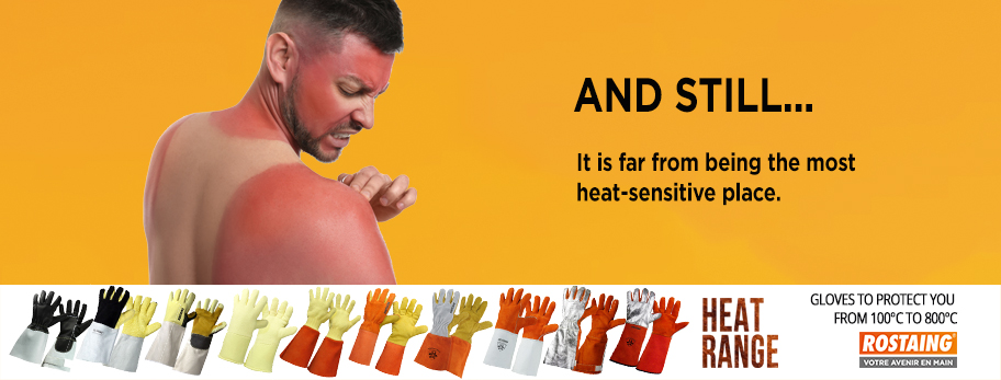 Heat range: a complete protection adapted to all risks